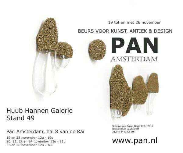 Uitnodiging Pan Amsterdam 2017