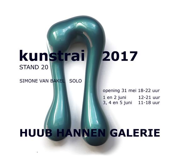 Uitnodiging kunstRAI 2017